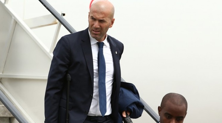 Zidane has tried to dissuade Ronaldo