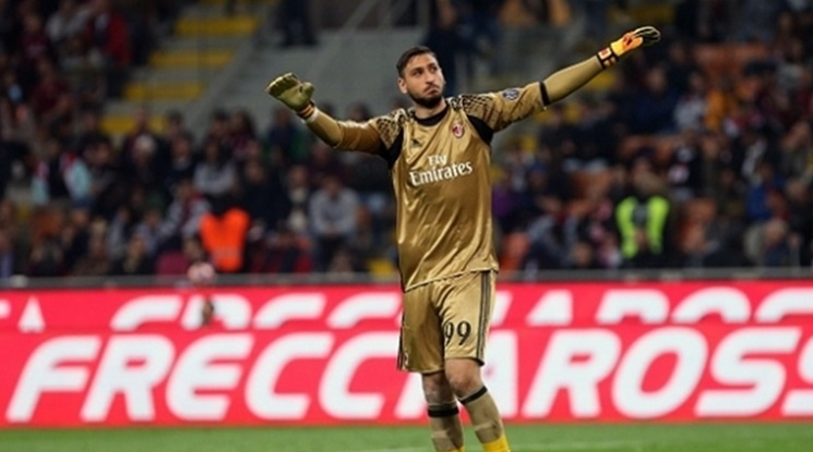 Real Madrid is offering 30 million euros for Donnarumma