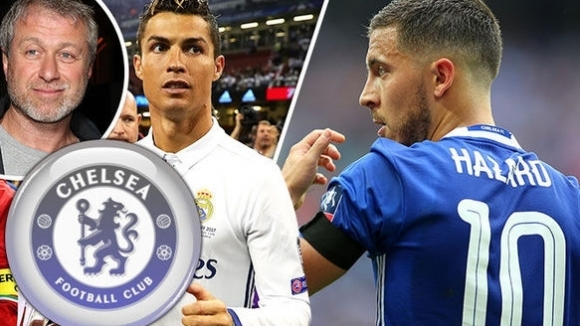 Chelsea is giving Hazard for Ronaldo