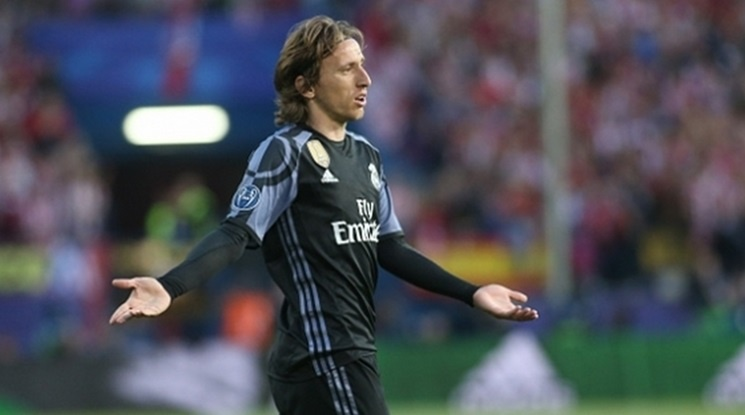 Modric wants Coric to play at Real Madrid