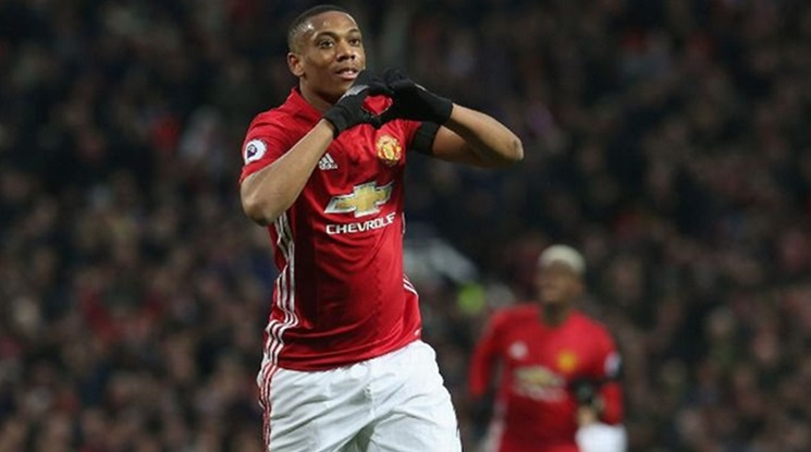 Arsenal is giving 40 million pounds for Anthony Martial