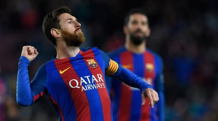 The liberating clause in the new contract of Messi is 400 million euros