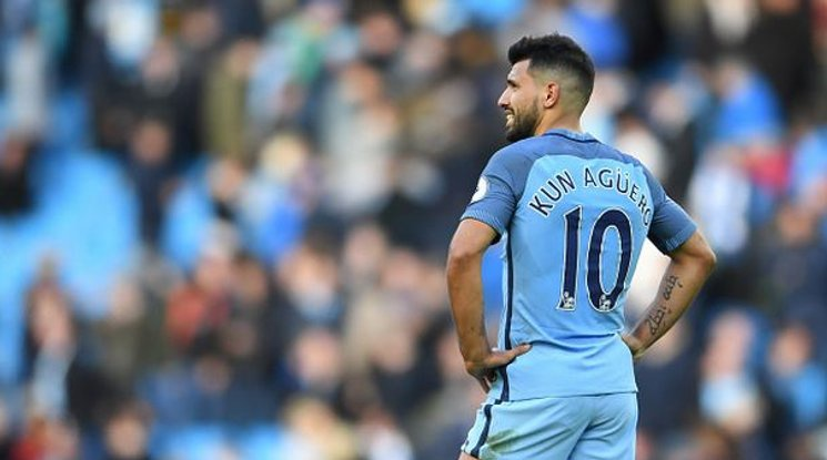 Chelsea is interested in Aguero