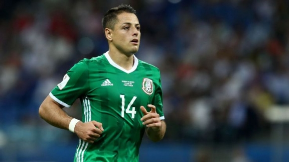 Chicharito will play at West Ham