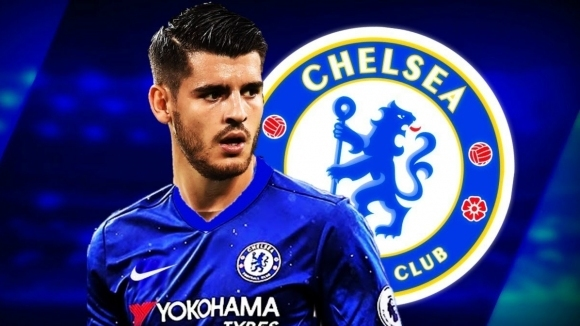 Chelsea and Real Madrid have announced the transfer of Morata
