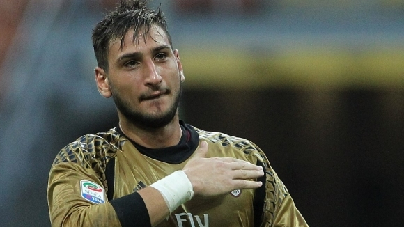 Donnarumma: 'Buffon is my idol!'