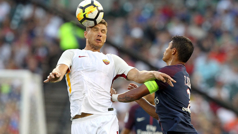 Dzeko believes in the new coach of Roma