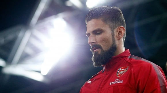 Giroud is ready to stay at Arsenal