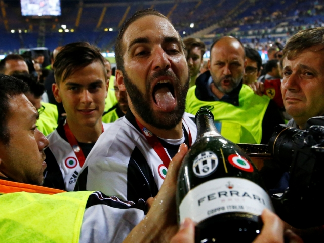 Higuain admitted that he should raise his success rate