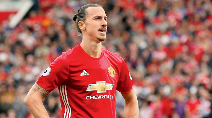 Pogba: 'Zlatan is still a part of the team!'
