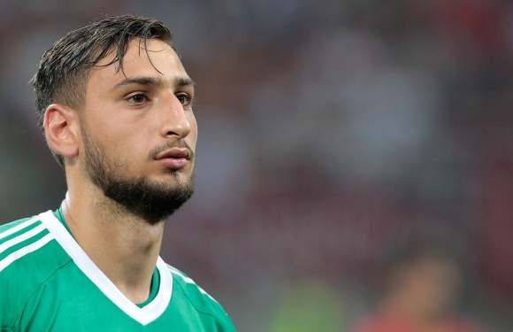 Donnarumma thanked the fans of Milan