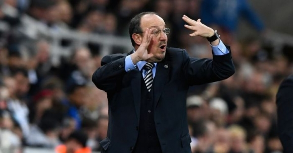 Benitez admitted that the transfer window has been 'tough' for them