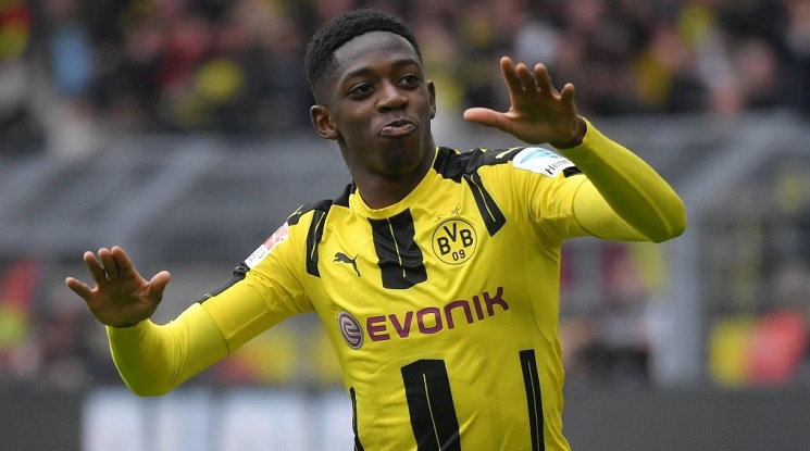 Dembele will play at Barcelona