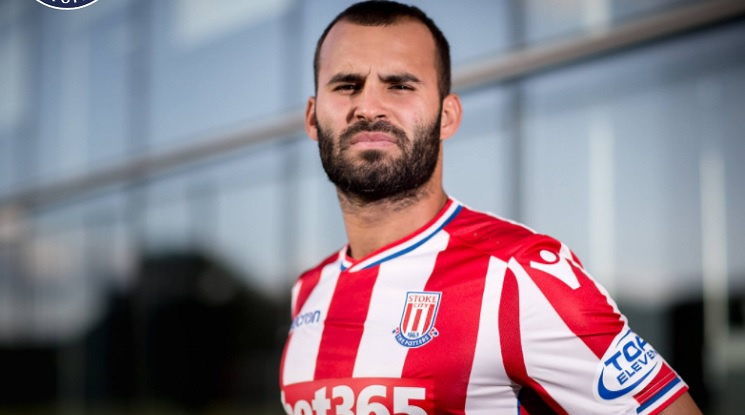 Stoke City has drawn Jese Rodriguez