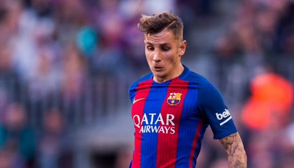 Luca Digne helped the victims of the terrorist acts in Barcelona