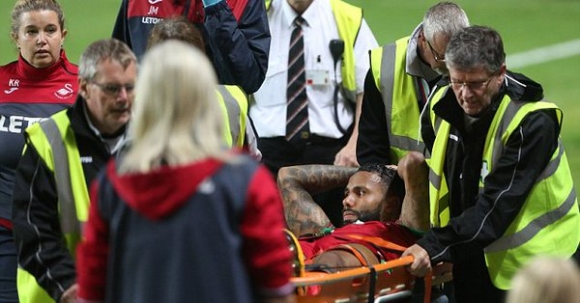 Kyle Bartley will be absent for the next two months