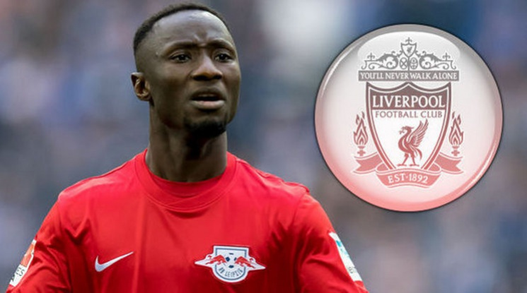 Liverpool announced the transfer of Keita