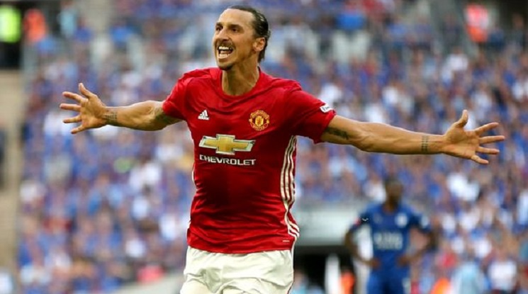 Zlatan is going back to Manchester United
