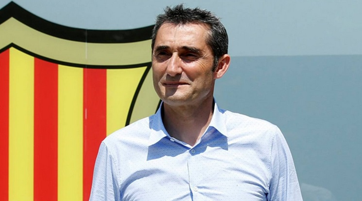 Valverde: 'I hope on 31 August to have a better team!'