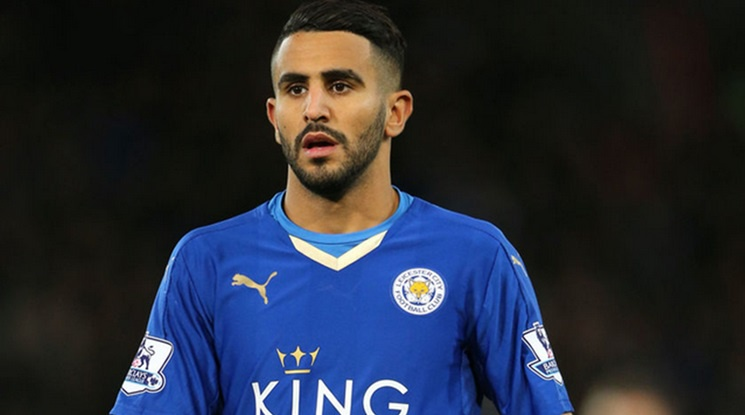 Riyad Mahrez will join Chelsea
