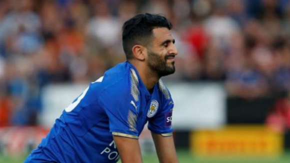 Barcelona is not taking Mahrez