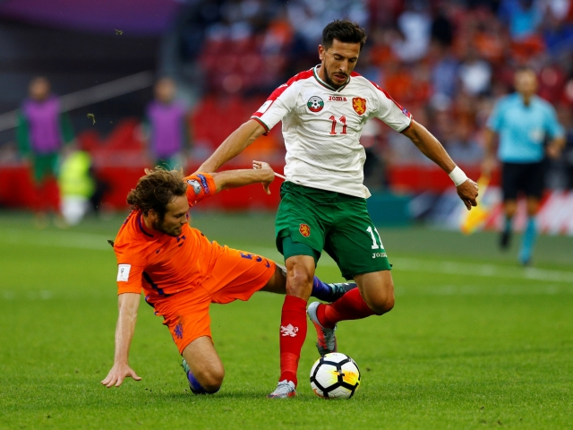 Daley Blind: 'Bulgaria resisted!'