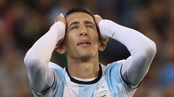 Di Maria could not join Barcelona because of 10 million euros
