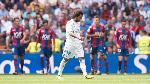 Marcelo was punished of skipping two games