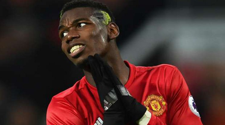 Pogba will be out for six weeks