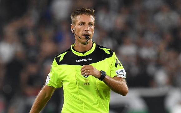 The names of the referees for the fourth round of Serie A are clear