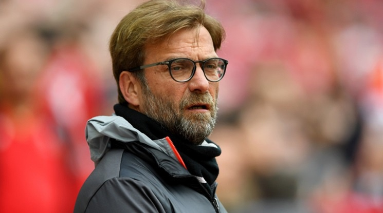 Klopp: 'I am pleased with the team!'
