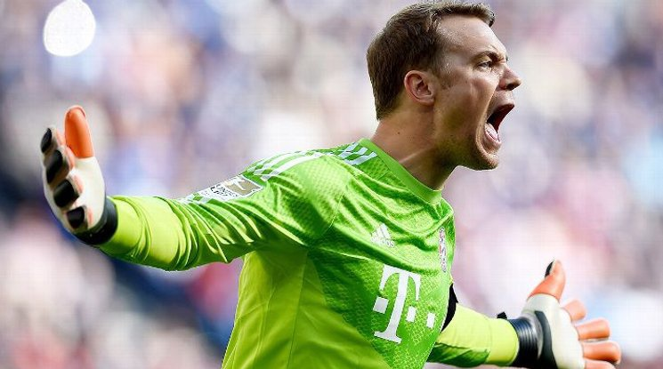 Neuer will be out until the end of the year