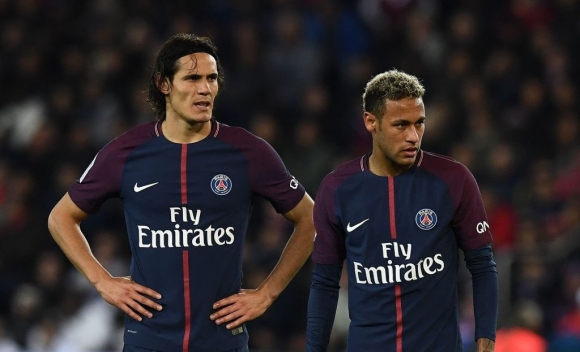 There was a scandal between Cavani and Neymar