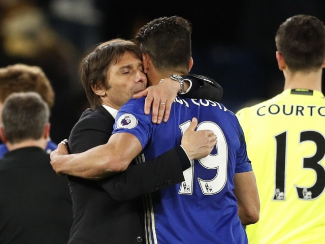 Conte to Costa: 'Thanks, Diego! We wish you all the best!'