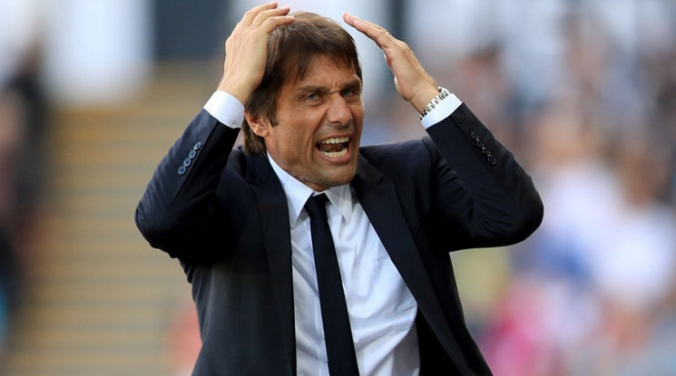 Conte: 'I miss Italy!'