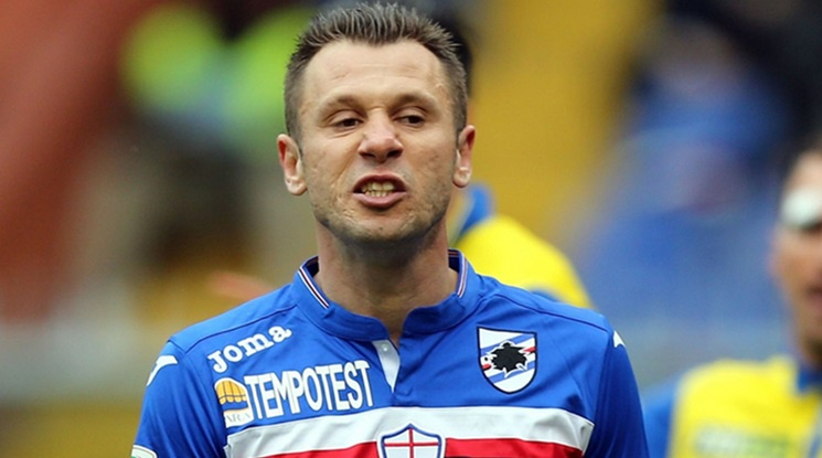 Cassano has announced for the third time that he will end his career