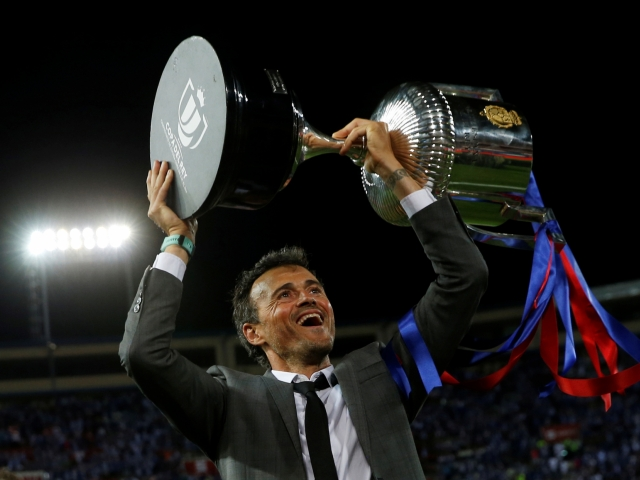 Luis Enrique may be the new coach of Bayern Munich