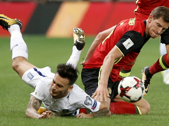 Vertonghen is the most important player for Belgium