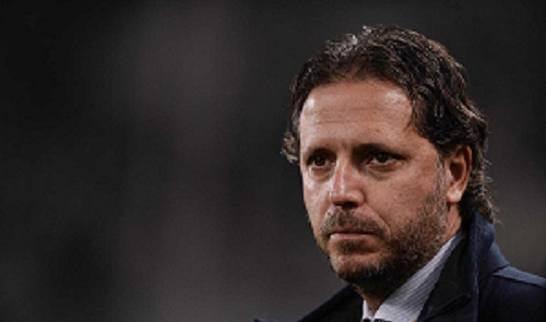 Paratici was fined for insults to a referee
