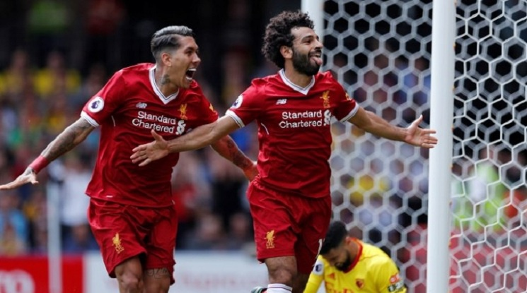 Salah is number one at Liverpool for September