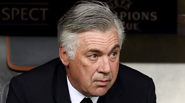 Ancelotti is not going to have a team soon