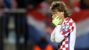 Luca Modric: The situation is catastrophic