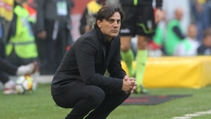 Montella: It`s hard to beat Juventus