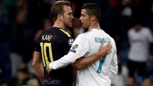 Honorable, he hopes Kane will be on line for Real Madrid