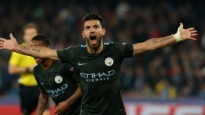 Aguero is now the best scorer in Manchester City`s history
