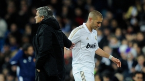 Benzema revealed how Mourinho insulted him