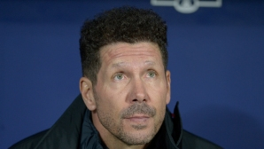 Simeone again defended Grossman