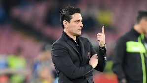 Montella: The hardest mine, I`m proud of the team