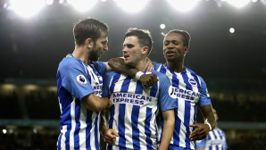 Brighton demonstrated character and took a point from Stoke City