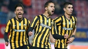 AEK broke down in Athens and Milan was not enough